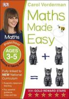 Maths Made Easy Adding and Taking Away Ages 3-5 Preschool