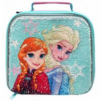 Frozen Sequin Lunch Bag
