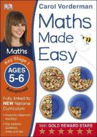 Maths Made Easy Ages 5-6 Key Stage 1
