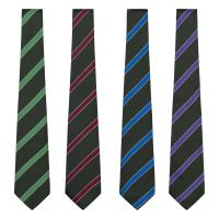 Highlands School Tie