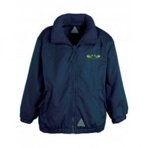 Oakleigh Navy Reversible Jacket