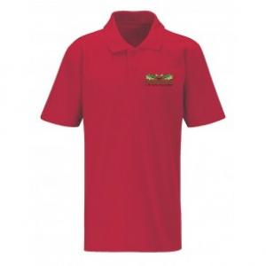 Oakleigh Red Polo