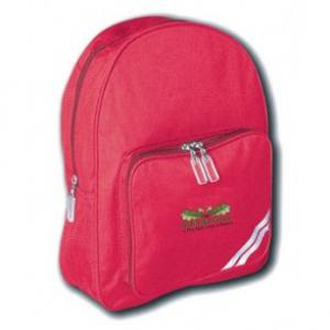 Oakleigh Red Infant Backpack