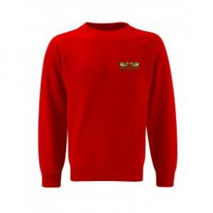 Oakleigh Red Sweatshirt