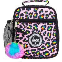 HYPE RAINBOW LEOPARD LUNCH BOX