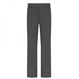 Grey David Luke Girls Junior Trousers