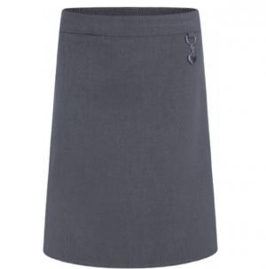 Innovation Heart Skirt Grey
