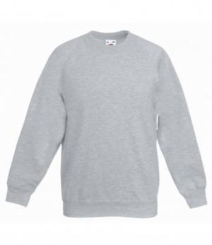 Northaw Grey PE Sweatshirt