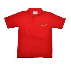 Kingfisher Hall Red Polo Shirt