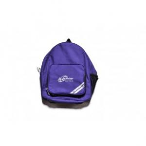 Lavender Infant Backpack