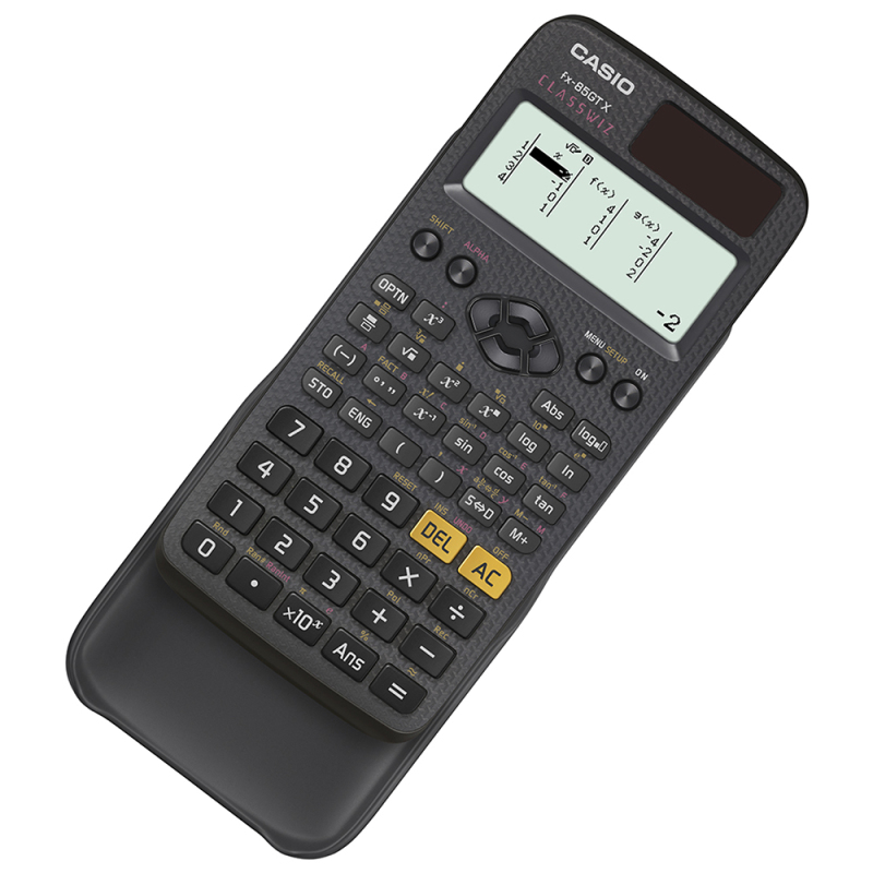 Casio Scientific Calculator Black - FX85GTX