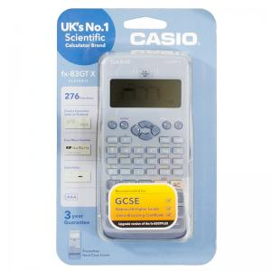 Casio Scientific Calculator Blue - FX83GTX