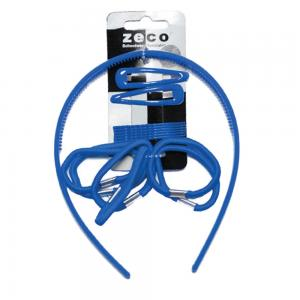 Zeco Alice Band Set Royal