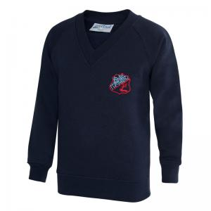 Brookmans Park V Neck Sweatshirt