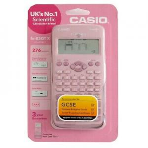 Casio Scientific Calculator Pink - FX83GTX