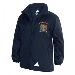 Edmonton County Primary Reversible Jacket