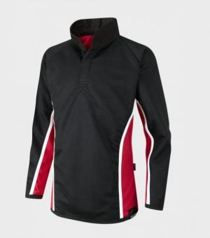 Reversible Rugby Shirt Black/Red