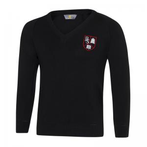 Broomfield V Neck Jumper