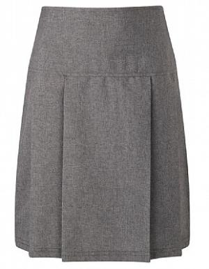 Banner Banbury Junior Pleated Skirt Grey
