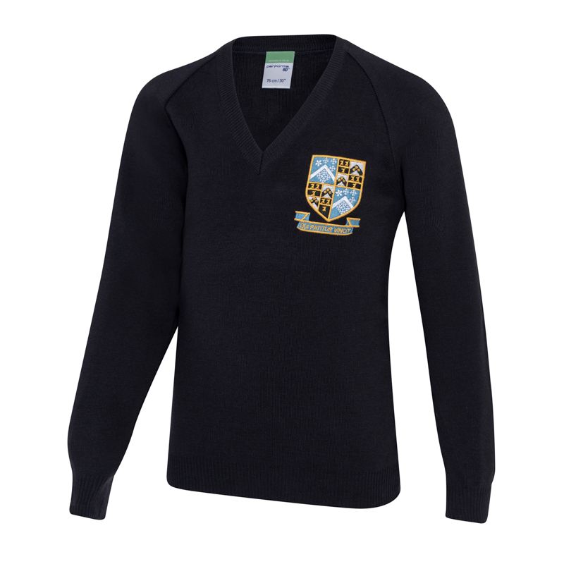 The Latymer School V Neck Jumper