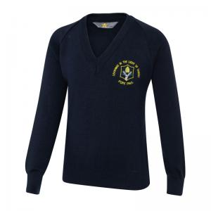 Pope Paul V Neck Jumper