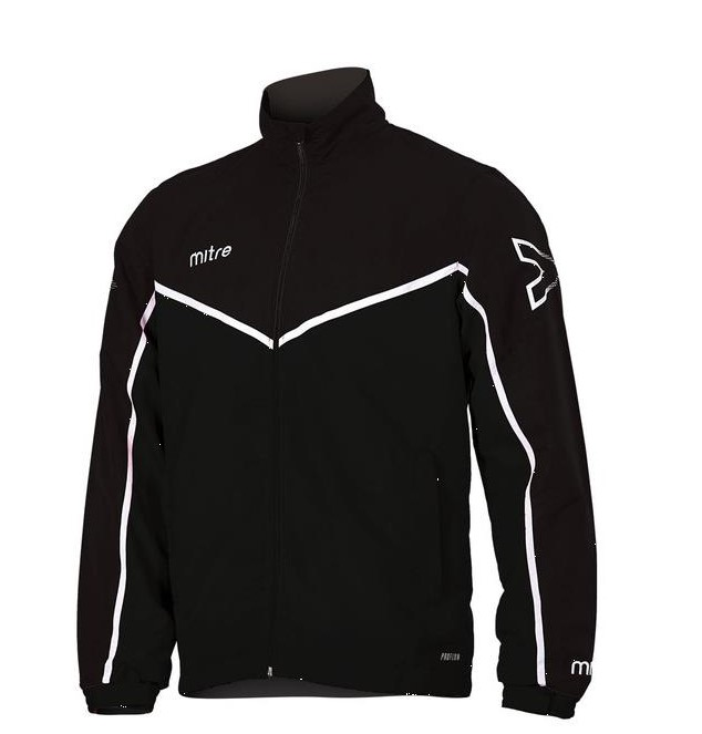 St John's Senior Tracksuit Top